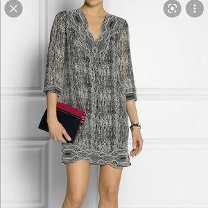 Diane von Furstenberg Lexie shift dress, NWT, 8